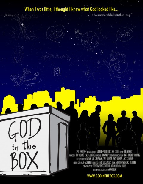 """God In The Box"""